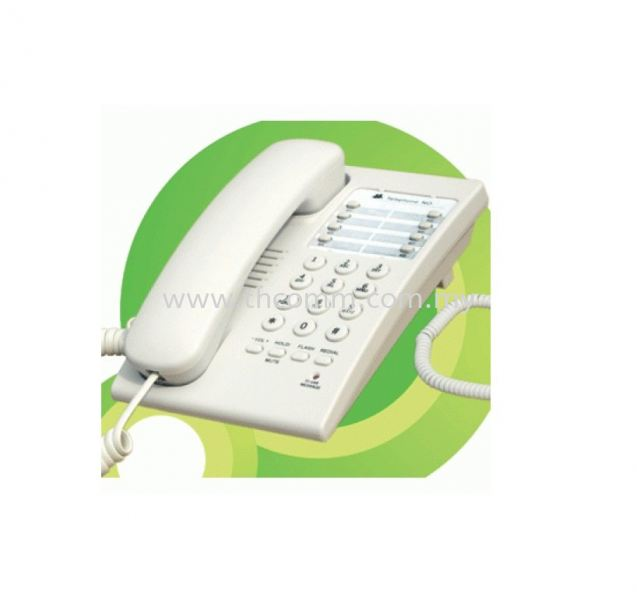 Telphone TP-838 TP Telphone Telephone Johor Bahru JB Malaysia Supply, Suppliers, Sales, Services, Installation | TH COMMUNICATIONS SDN.BHD.