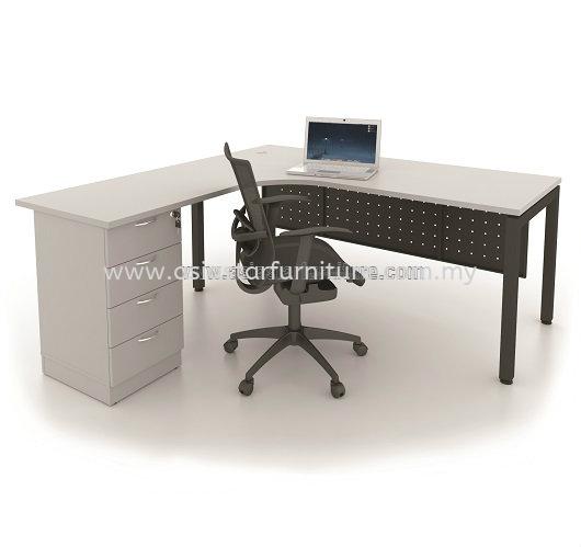 L-SHAPE TABLE CW FIXED 4D-MUMD8286G