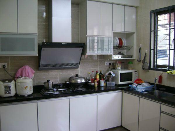 Double Storey Kitchen Cabinet Kitchen Cabinet Design Selangor, Kuala Lumpur (KL), Malaysia, Kajang Service | Xenn Interior Design
