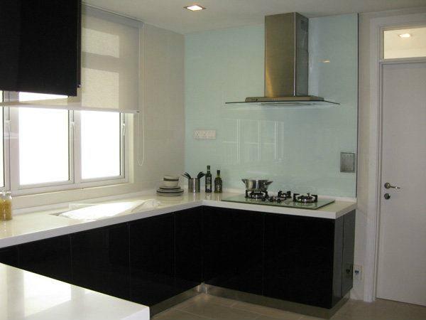 Condo Kitchen Design 1 Kitchen Design Selangor, Kuala Lumpur (KL), Malaysia, Kajang Service   Xenn Interior Design