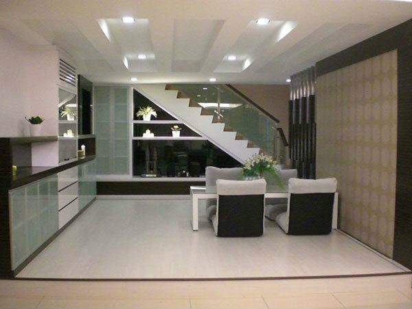 Modern Living Room Living Room Design Selangor, Kuala Lumpur (KL), Malaysia, Kajang Service | Xenn Interior Design