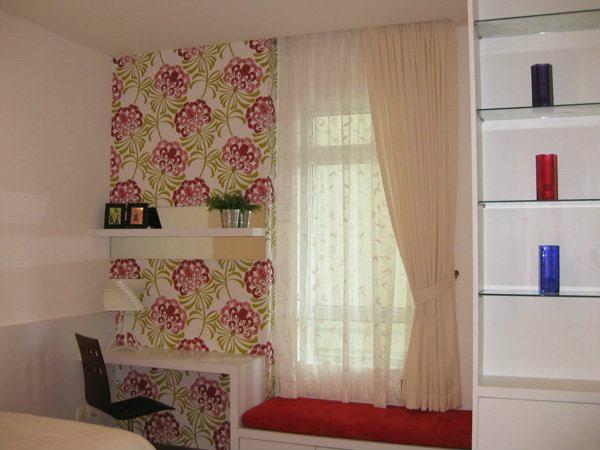 Condo Study Room Design Study Area Design Selangor, Kuala Lumpur (KL), Malaysia, Kajang Service   Xenn Interior Design