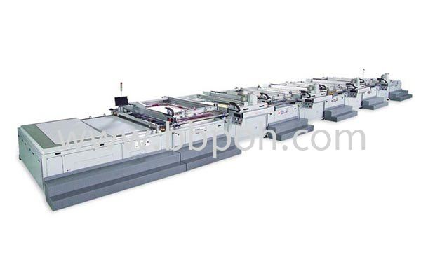 Automatic Continuous Multi Colour Screen Printing Machines Automatic Continuous Multi Colour Screen Printing Machines  Screen Printing Machine  Penang, Malaysia Supplier, Supply, Supplies, Distributor | Zhuo Yue Resources Sdn Bhd