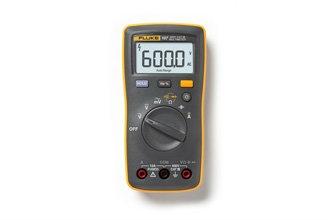 Fluke 107 Palm-sized Digital Multimeter