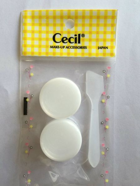 1075C Plastic Containers  Make-Up Accessories Cecil, City Girl, Malaysia Johor Bahru JB | Perniagaan Lily Sdn Bhd