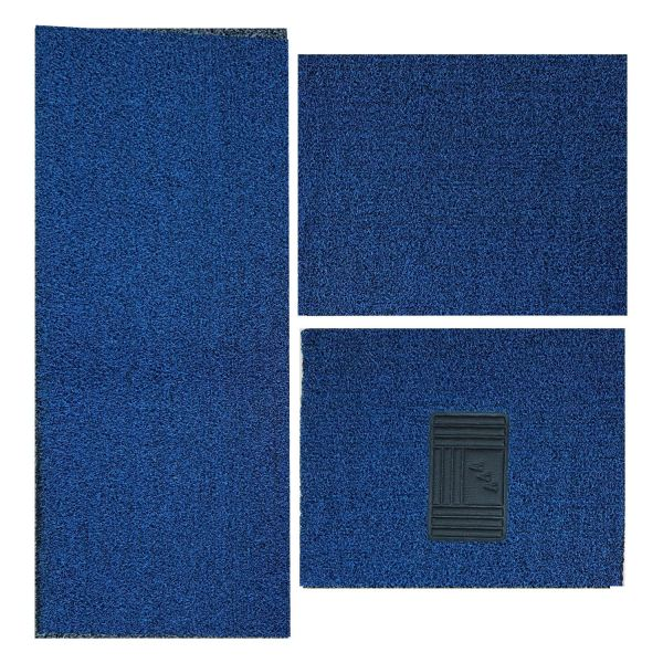 G2 - DIY Car Mat (Nail Backing) - Black Blue G2 DIY Car Mat (Nail Backing) Car Mat Universal Size Malaysia, Penang Supplier, Suppliers, Supply, Supplies | YGGS World Sdn Bhd