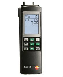 Testo 521-3 - Differential pressure measuring instrument (up to 2.5 hPa)