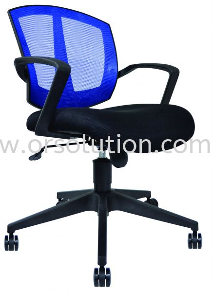 Mesh_Low_12 Mesh Chair Office Chair Johor Bahru (JB), Malaysia, Kempas Supplier, Suppliers, Supply, Supplies | OR Solution