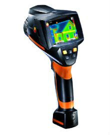 Testo 875-1i - Infrared camera with SuperResolution
