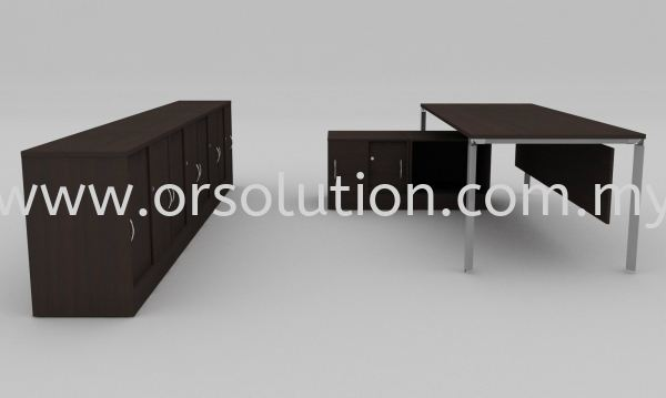 FST (92) Manager Table Office Table Johor Bahru (JB), Malaysia, Kempas Supplier, Suppliers, Supply, Supplies   OR Solution