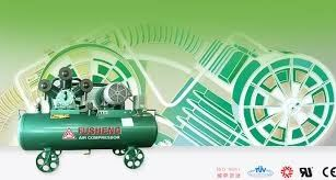 Fusheng Air-Cooled Oil Lubricated (A Series) Piston Type 空气压缩机   Supplier, Rental, Services | JB COMPRESSOR SERVICES SDN BHD