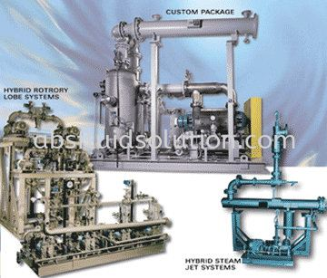 Custom Engineered Vacuum and Compressor Package Systems