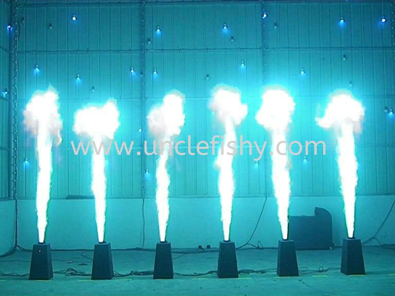 Stage Fire Effect Stage Fire Machine Singapore, Johor Bahru (JB) Magician, Entertainer, Planner, Comedian   Uncle Fishy Entertainment