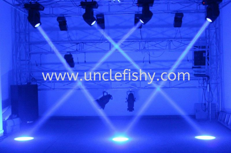 Stage Light System Stage Light System Singapore, Johor Bahru (JB) Magician, Entertainer, Planner, Comedian | Uncle Fishy Entertainment