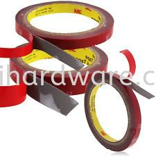 3M Gray Acrylic Double Sided Tape Adhesive Tapes 3M PRODUCTS Johor Bahru (JB), Malaysia, Tampoi Supplier, Suppliers, Supply, Supplies | Tampoi Hardware Sdn Bhd