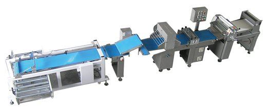 HMI-526 MOLDING COOKIES LINE MACHINE Pastry Line Cake Production Machinery Malaysia, Selangor, Kuala Lumpur (KL) Manufacturer, Supplier, Supply, Supplies | MIDECS MACHINERY TRADING