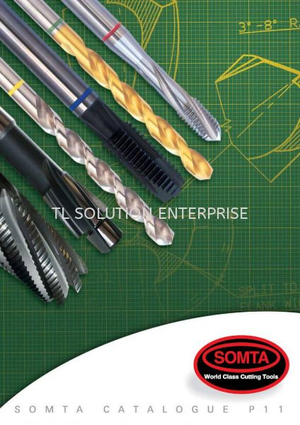 Somta Catalogue Somta Cutting Tools Threading Johor Bahru (JB), Malaysia Supplier, Suppliers, Supply, Supplies | TL Solution Enterprise