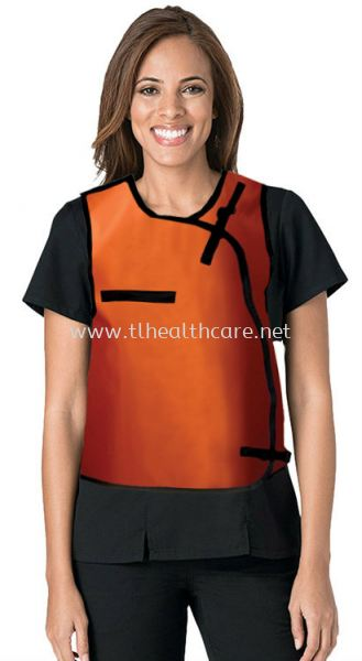 Vest Guard (Female) Vest Protection  Protective Apparel Malaysia, Selangor, Kuala Lumpur (KL) Supplier, Supply, Facilities, Service | EIGHTFOLD SDN BHD