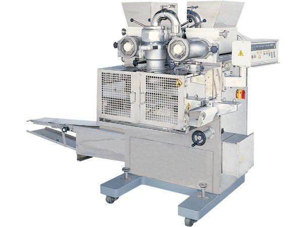 Reconditioned Rheon Encrusting / Extrusion Machine (KN-400) Prepared Food Food Production Machinery Malaysia, Selangor, Kuala Lumpur (KL) Manufacturer, Supplier, Supply, Supplies | MIDECS MACHINERY TRADING