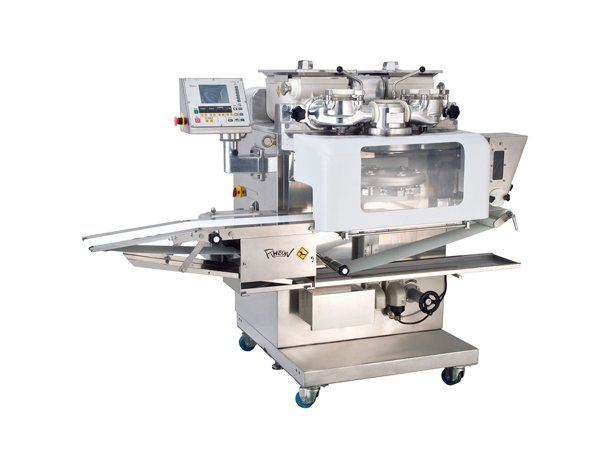 Reconditioned Rheon KN600 Encrusting Machine (KN-600) Prepared Food Food Production Machinery Malaysia, Selangor, Kuala Lumpur (KL) Manufacturer, Supplier, Supply, Supplies   MIDECS MACHINERY TRADING