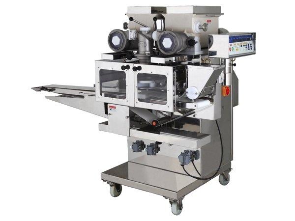 Auto Encrusting Machine (Stainless Type) (HM-168) Prepared Food Food Production Machinery Malaysia, Selangor, Kuala Lumpur (KL) Manufacturer, Supplier, Supply, Supplies | MIDECS MACHINERY TRADING