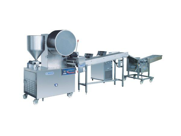 Auto Spring Roll, Finger Roll. Cigar Roll ,Samosa Pastry Sheet Making Machine (Small Type)(HM-610) Prepared Food Food Production Machinery Malaysia, Selangor, Kuala Lumpur (KL) Manufacturer, Supplier, Supply, Supplies | MIDECS MACHINERY TRADING