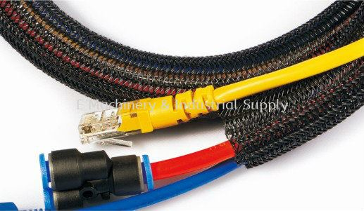 Self Closing Braided Wrap Cable Wrap Selangor, Malaysia, Kuala Lumpur (KL) Supplier, Suppliers, Supply, Supplies | E Machinery & Industrial Supply
