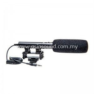 SGM-990 Shotgun Microphones Azden Kuala Lumpur (KL), Selangor, Malaysia, Cheras, Petaling Jaya (PJ) Supplier, Supply, Importer, Distributor   Asia Sound Equipment (M) Sdn Bhd