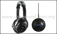 MOTO-DW05 Wireless Headphones Azden Kuala Lumpur (KL), Selangor, Malaysia, Cheras, Petaling Jaya (PJ) Supplier, Supply, Importer, Distributor | Asia Sound Equipment (M) Sdn Bhd
