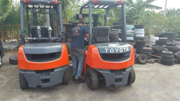 Toyota Diesel Forklift 8FD20 Diesel Forklifts  Forklift Rental Johor Bahru (JB), Seremban, Malaysia Supplier, Supply, Rental, Repair | Selka Equipments Sdn Bhd