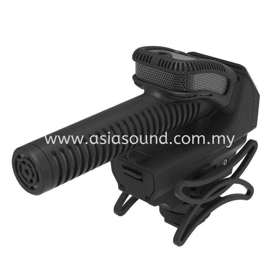 SMX30 Stereo Microphones Azden Kuala Lumpur (KL), Selangor, Malaysia, Cheras, Petaling Jaya (PJ) Supplier, Supply, Importer, Distributor | Asia Sound Equipment (M) Sdn Bhd