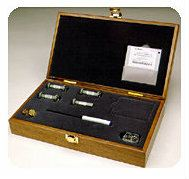 W11644A Mechanical Calibration Kit, 75 to 110 GHz, Waveguide, WR-10