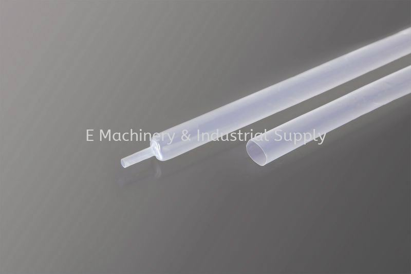 PTFE Heat Shrinkable Tube Insulating Sleeving and Tubing Selangor, Malaysia, Kuala Lumpur (KL) Supplier, Suppliers, Supply, Supplies | E Machinery & Industrial Supply