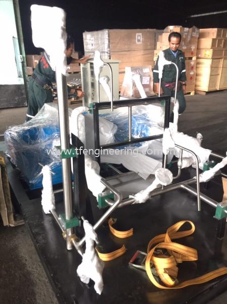 High Pressure Cryogenic Pump And Vaporizer Johor Bahru (JB), Malaysia, Selangor, Kuala Lumpur (KL), Shah Alam Supplier, Supply, Supplies, Service | TF Engineering Services Sdn Bhd