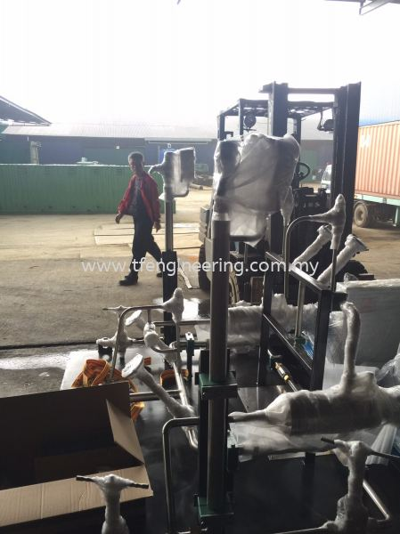 High Pressure Cryogenic Pump And Vaporizer Johor Bahru (JB), Malaysia, Selangor, Kuala Lumpur (KL), Shah Alam Supplier, Supply, Supplies, Service | TF Engineering Services Sdn Bhd