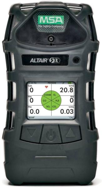 ALTAIR® 5X Multigas Detector, Color Display Portable Gas Detectors Gas Detection Kuala Lumpur (KL), Selangor, Malaysia Supplier, Suppliers, Supply, Supplies | Intensafe Sdn Bhd