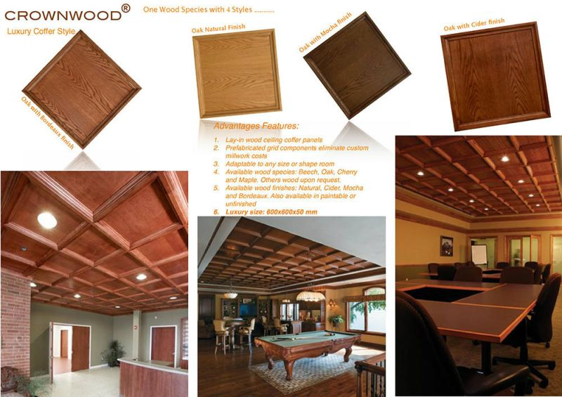 Luxury Cooffer Style Crownwood Acoustic Solution Selangor, Kuala Lumpur (KL), Malaysia Supplier, Supply, Supplies, Manufacturer   Progresif Kukuh Sdn Bhd