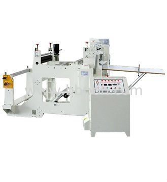 JS-650 Roll materials-Off Line solutions Material Cutting Machine  Penang, Malaysia Supplier, Supply, Supplies, Distributor | Zhuo Yue Resources Sdn Bhd
