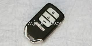 Remote Key  HONDA CAR KEY (Immobilizer key, Transponder key, Smart key) JB Johor Bahru Malaysia Supply, Suppliers, Sales, Services   Joo Fatt Key Service