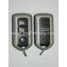 Toyota Alphard original remote control ASIA - TOYOTA CAR KEY (Immobilizer key, Transponder key, Smart key) JB Johor Bahru Malaysia Supply, Suppliers, Sales, Services   Joo Fatt Key Service