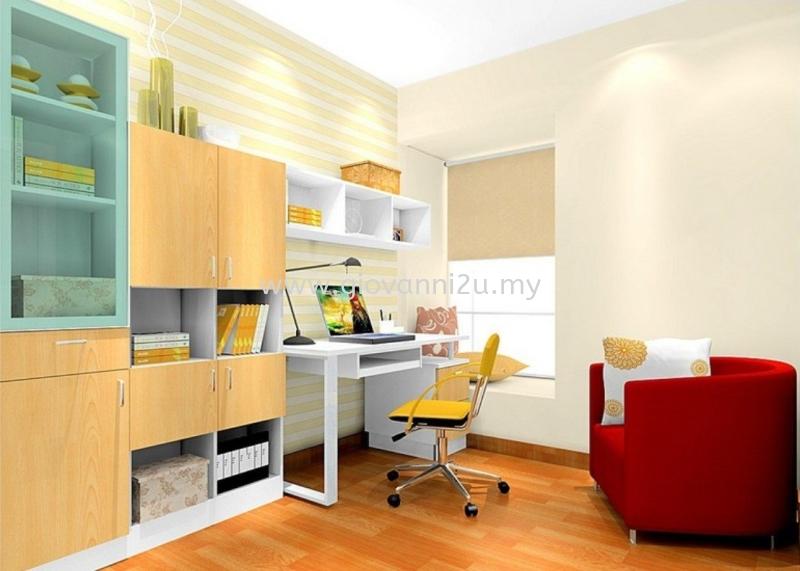 Desk Design Penang, Pulau Pinang, Malaysia. Service, Design, Renovation | P2D Studio