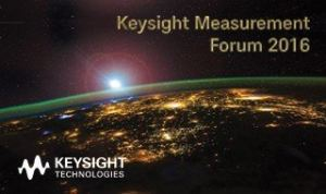 Keysight Measurement Forum 2016