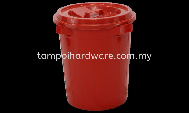 15G Pail With Cover 5915#  49W x 54H  cm Pails Hygiene and Cleaning Tools Johor Bahru (JB), Malaysia, Tampoi Supplier, Suppliers, Supply, Supplies | Tampoi Hardware Sdn Bhd