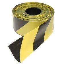 Barricade Tape, Black/ Yellow Traffic Control Kuala Lumpur (KL), Selangor, Malaysia Supplier, Suppliers, Supply, Supplies | Intensafe Sdn Bhd