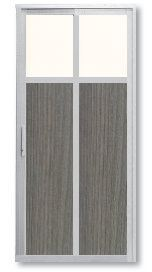 SD 7012 Slide / Swing Doors Malaysia Johor Bahru JB, Singapore Supplier, Installation | S & K Solid Wood Doors