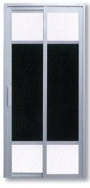 SD 7058 Slide / Swing Doors Malaysia Johor Bahru JB, Singapore Supplier, Installation   S & K Solid Wood Doors