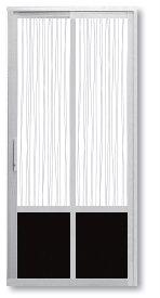 SD 7105 Slide / Swing Doors Malaysia Johor Bahru JB, Singapore Supplier, Installation | S & K Solid Wood Doors