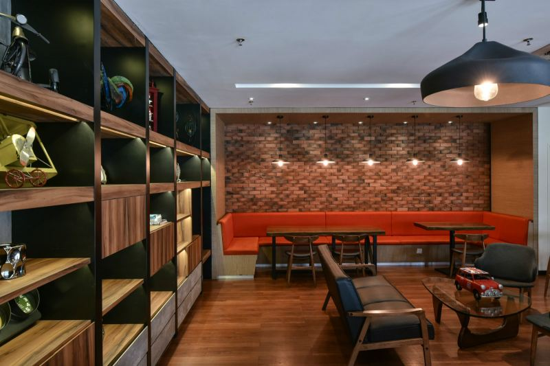 Walnut Cafe & Bar Food and Beverage Puchong, Kuala Lumpur, KL, Selangor, Malaysia. Interior Design, Renovation, One Stop, Service | M Innovative Builders Sdn Bhd