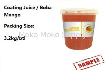 Coating Juice - Mango