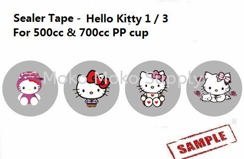 5 Hello Kitty-1 Packing Utensils Penang, Malaysia, Raja Uda Supplier, Suppliers, Supply, Supplies | Moko Moko Supply